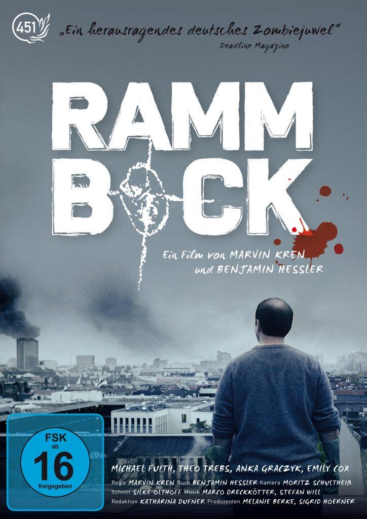 Das offizielle Filmplakat von Rammbock. © Filmgalerie 451