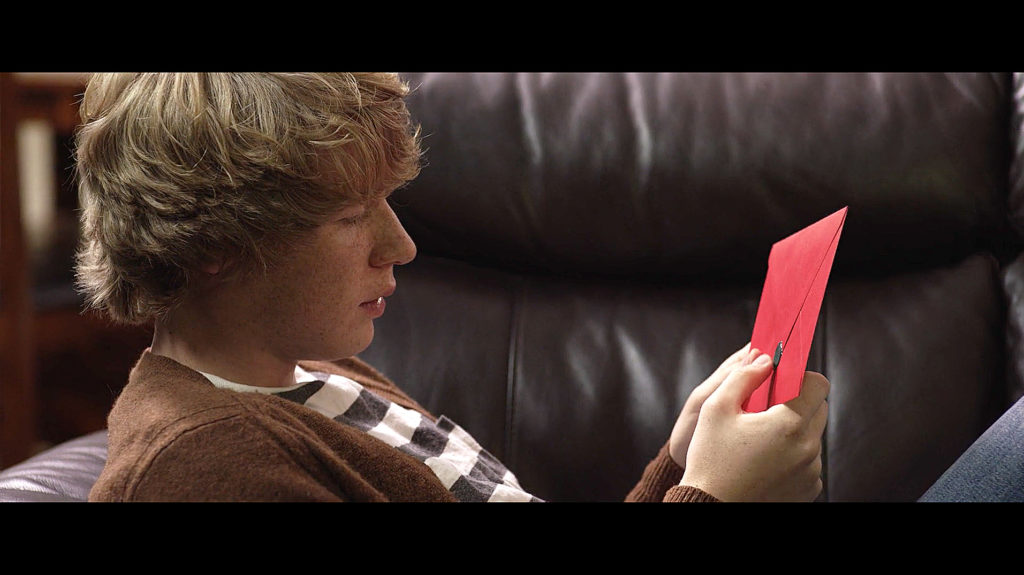 Der Rote Brief in Red Letter Day- Töte deine Nachbarn