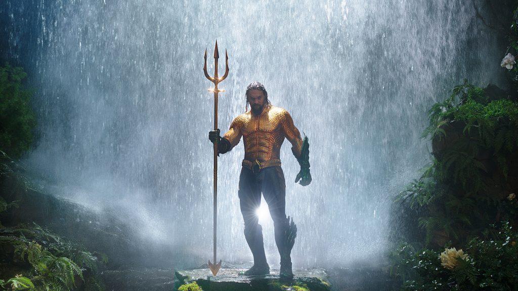 Aquaman im klassischen Kostüm © Warner Bros.