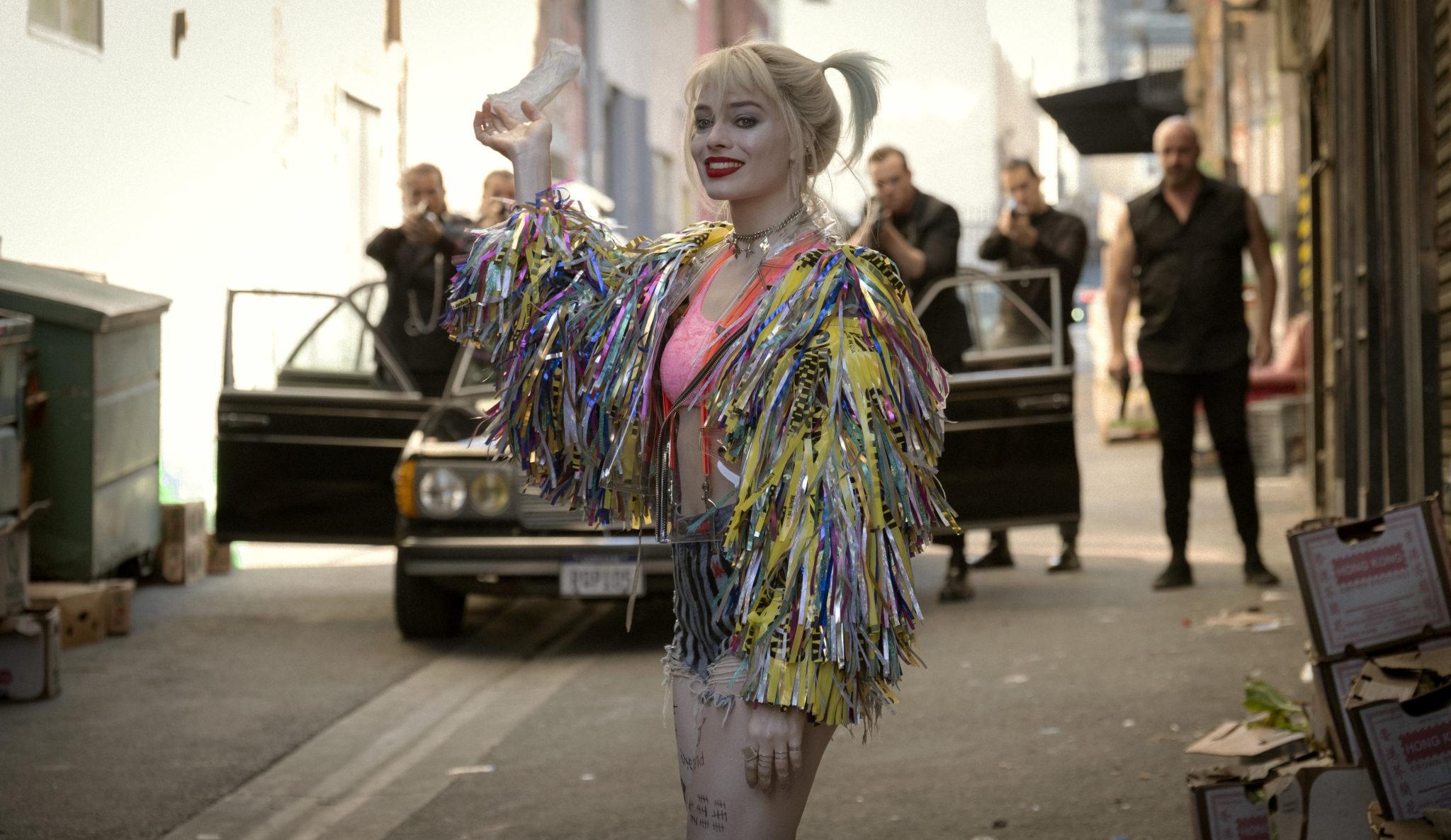 Die Protagonistin gespielt von Margot Robbie