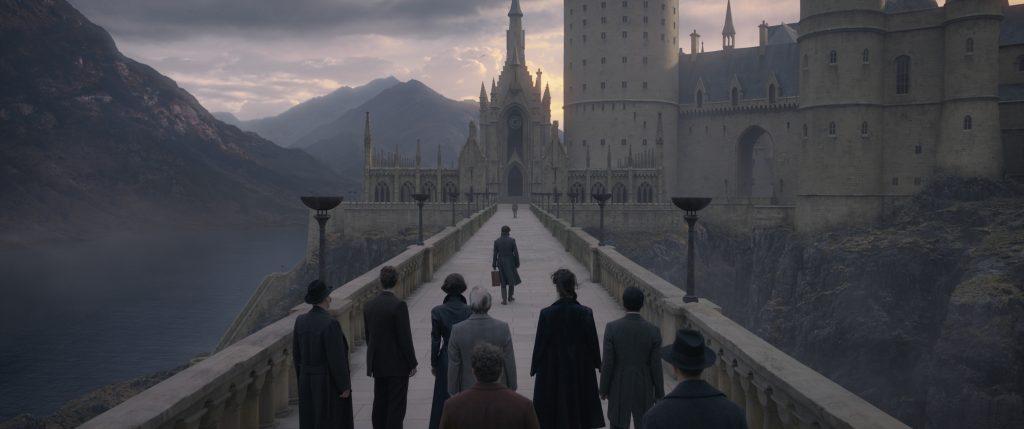 Hogwarts in Fantastische Tierwesen: Grindelwalds Verbrechen. © Warner Bros. Entertainment Inc.