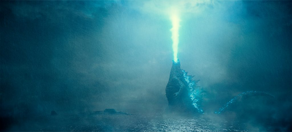 Godzilla in voller Pracht. © 2018 Warner Bros. Entertainment Inc. and Legendardy Pictures Productions, LLC