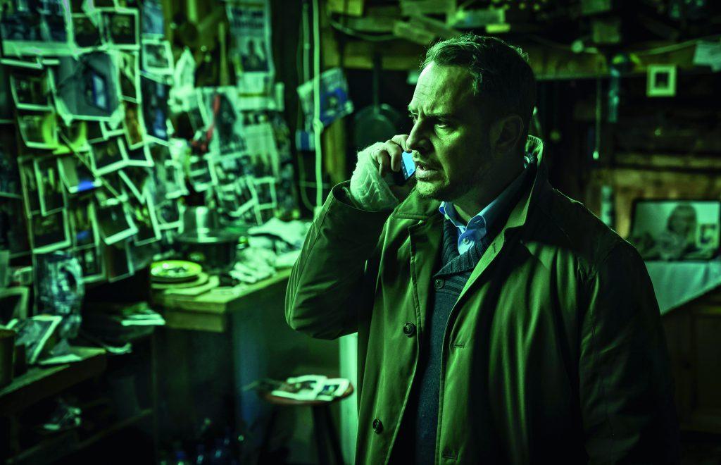 """Moritz Bleibtreu als """"Paul Herzfeld"""" in """"Abgeschnitten"""" © Warner Bros. Pictures"""