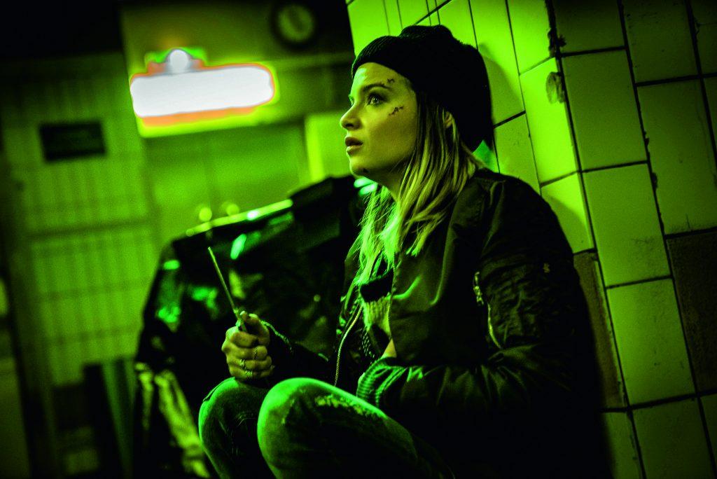 """Jasna Fritzi Bauer als """"Linda"""" in """"Abgeschnitten"""" © Warner Bros. Pictures"""