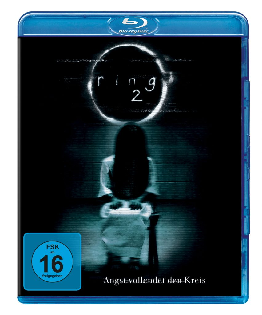 Das Bluray Cover von The Ring 2. © Universal Pictures Germany