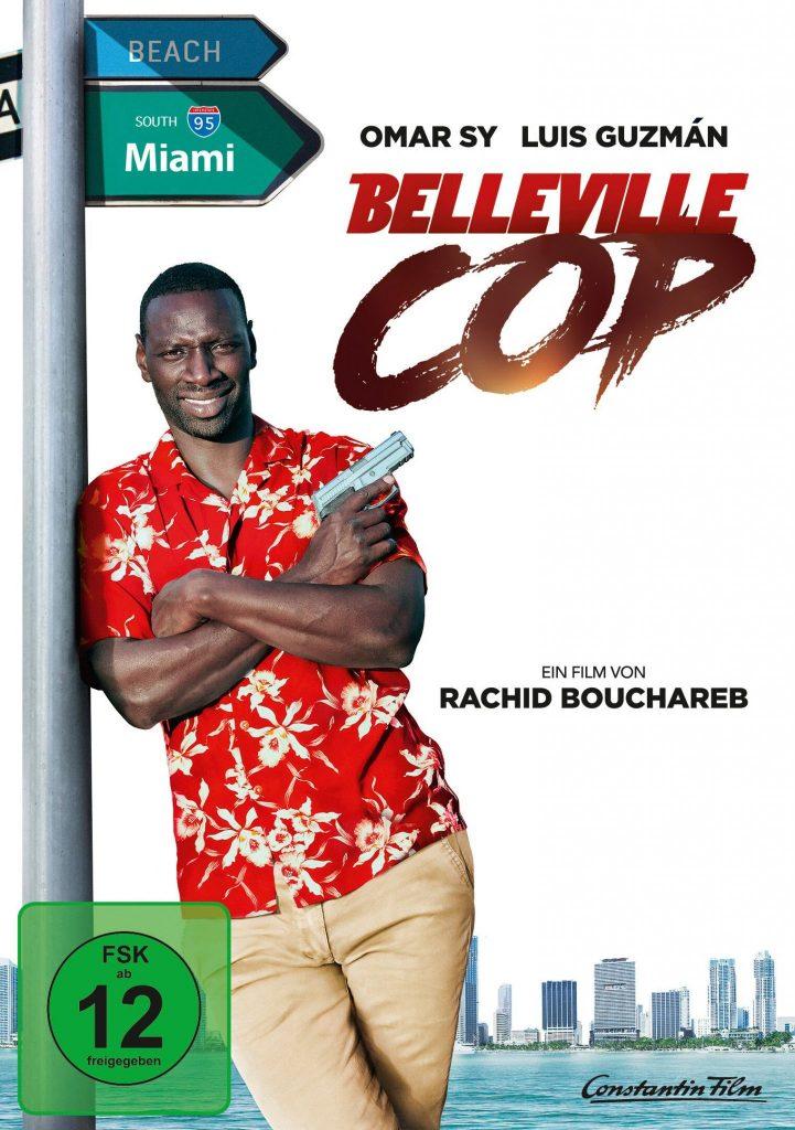 Plakat zu Belleville Cop © Constantin Film