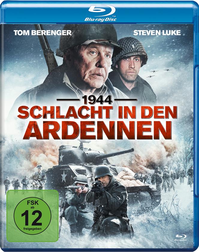 Blu-Ray-Cover, Schlacht in den Ardennen