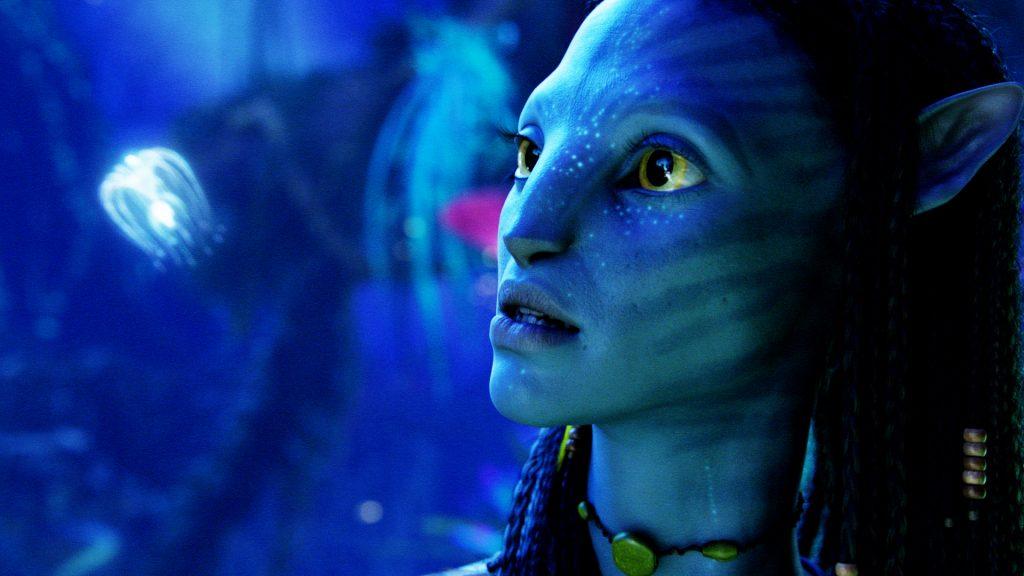 Neytiry (Zoe Saldana) in Avatar - Aufbruch nach Pandora. © 2017 Twentieth Century Fox Home Entertainment