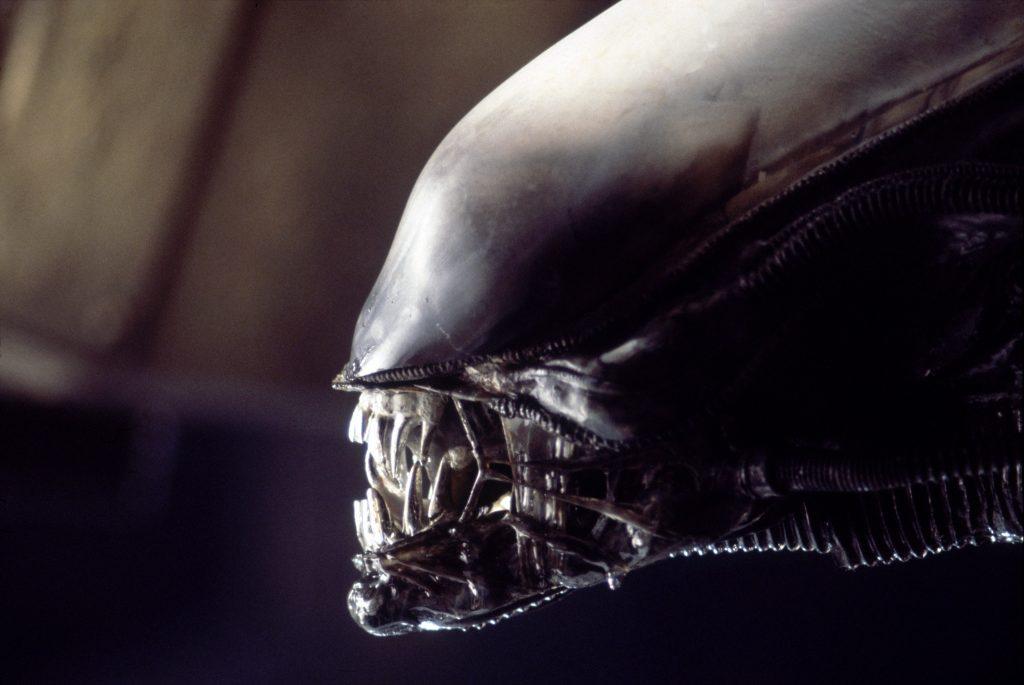 Der Xenomorph aus Alien - Das unheimliche Wesen aus dem All. © 2017 Twentieth Century Fox Home Entertainment