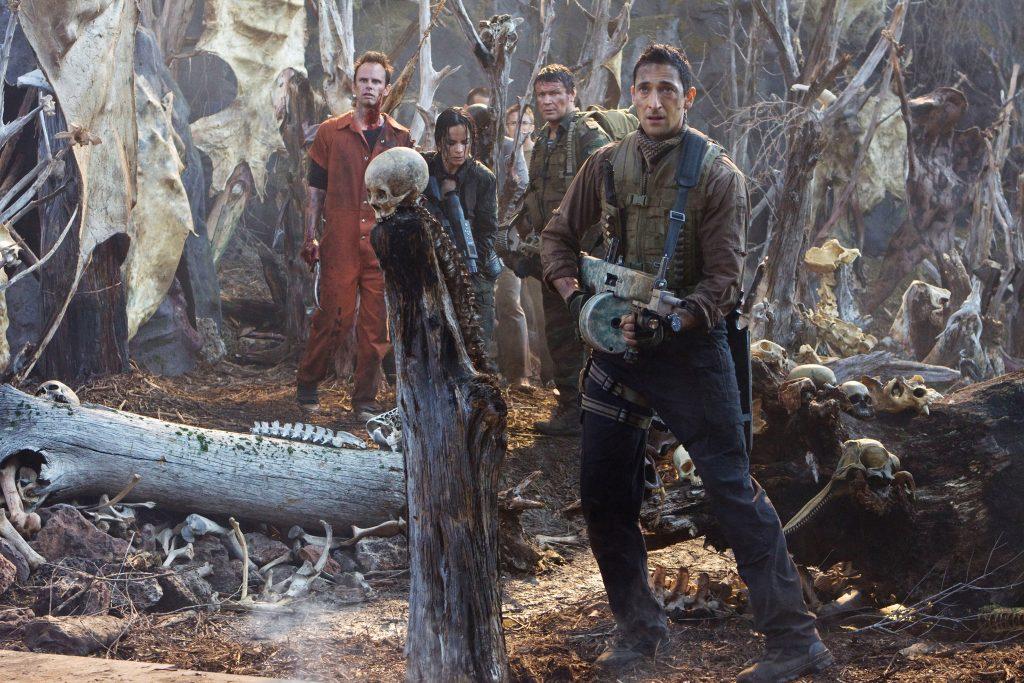 Das mittlerweile etwas ausgedünntere Team in Predators. ©20th Century Fox Home Entertainment