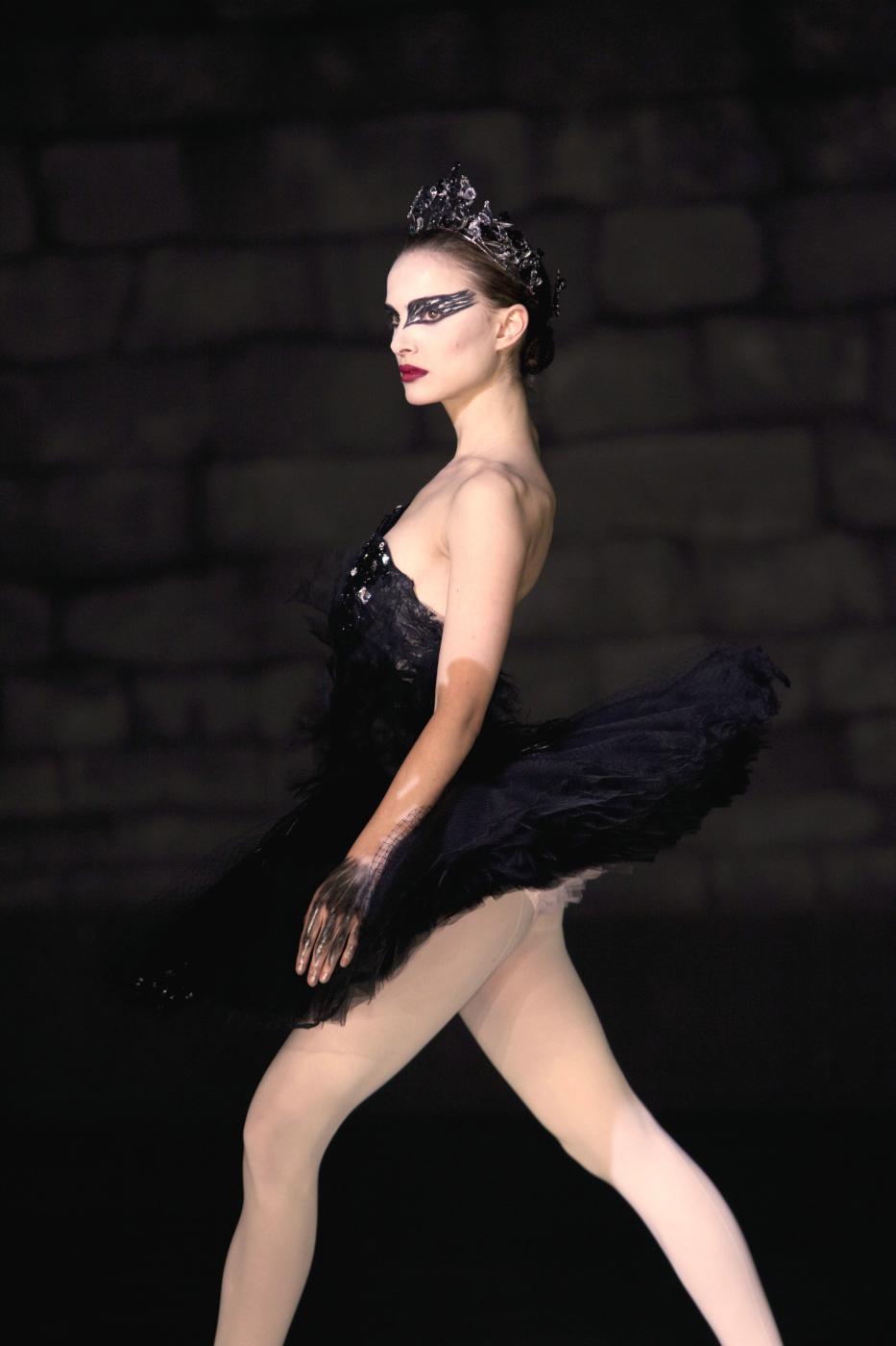 Natalie Portman in Darren Aronofsky's Black Swan