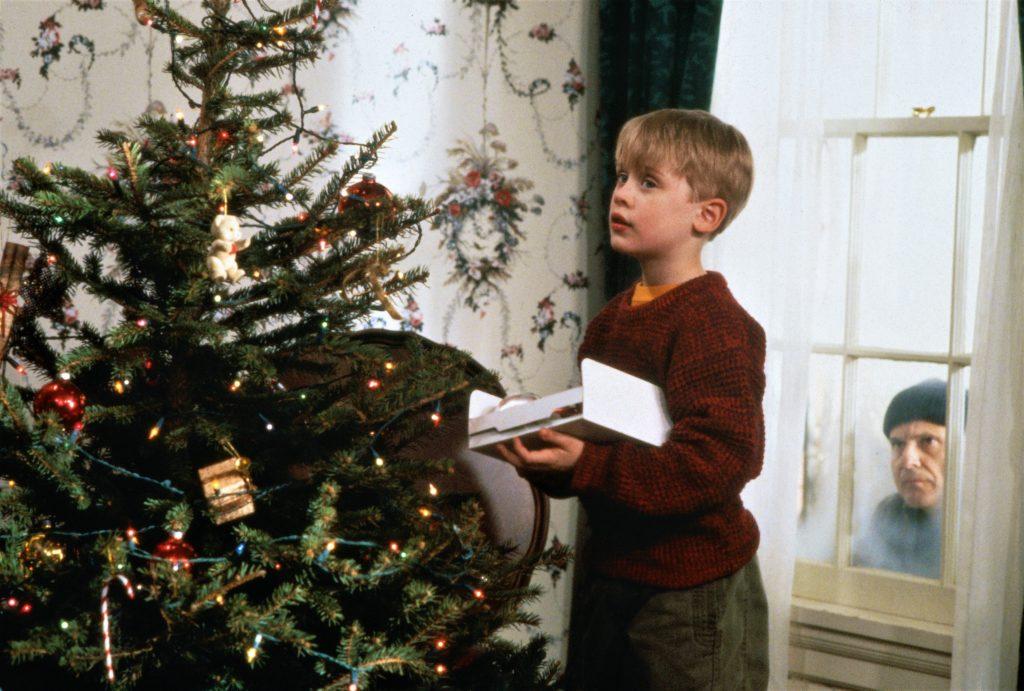 Kevin (Macaulay Culkin) in Kevin - Allein zu Haus. © 2017 Twentieth Century Fox Home Entertainment