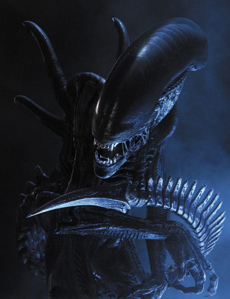 """Ein Alien, gewohnt wunderschön und beängstigend zugleich, in """"Alien vs. Predator"""". @ 20th Century Fox Home Entertainment"""