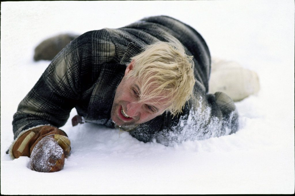 Peter Stormare in Fargo. © Twentieth Century Fox Home Entertainment