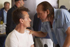 Robert Knepper and Peter Stormare in Prison Break von ©Fox Network