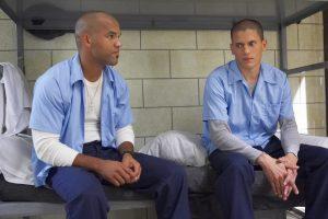 Dominic Purcell and Wentworth Miller in Prison Break von ©Fox Network