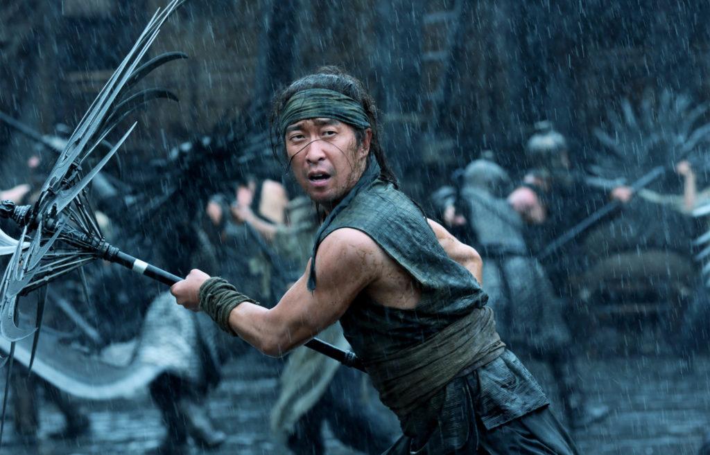 General Tian im Kampf, Shadow ©Constantin Film