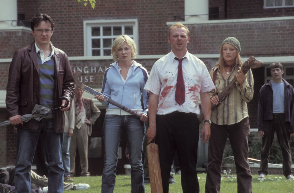 Shaun Of The Dead © 2004 Universal Pictures