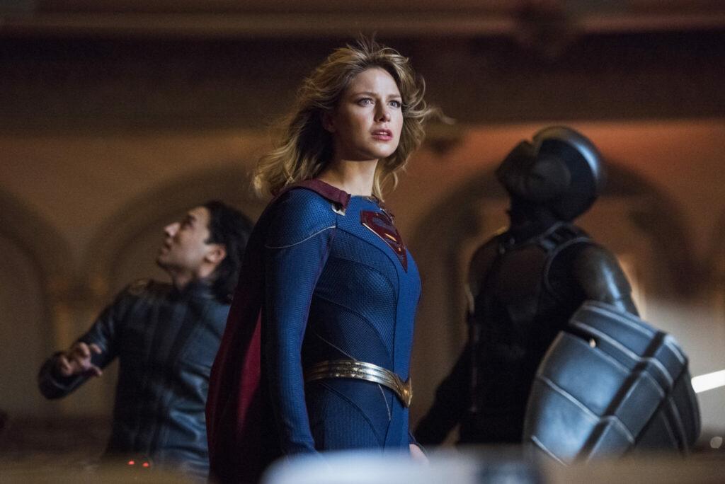 Melissa Benoist erwartet mit ihren Mitstreitern den nächsten Anschlag des Feinde - Neu auf Netflix im März 2021