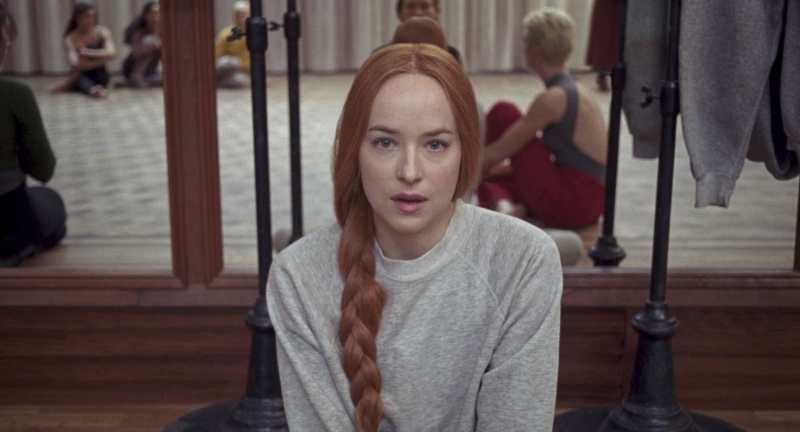 Dakota Johnson spielt in Suspiria die junge Tänzerin Suzy Bannion © Amazon Studios