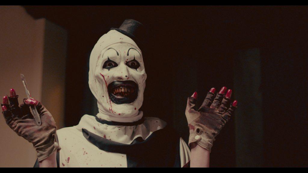 Bei Art the Clown ist niemandem zum Lachen zumute © Tiberius Film