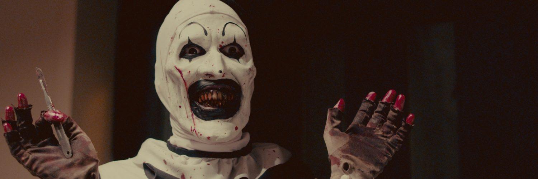Bei Art the Clown ist niemand zum Lachen zumute © Tiberius Film