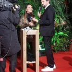Steven Gätjen moderierte die Veranstaltung - Jumanji: Willkommen im Dschungel