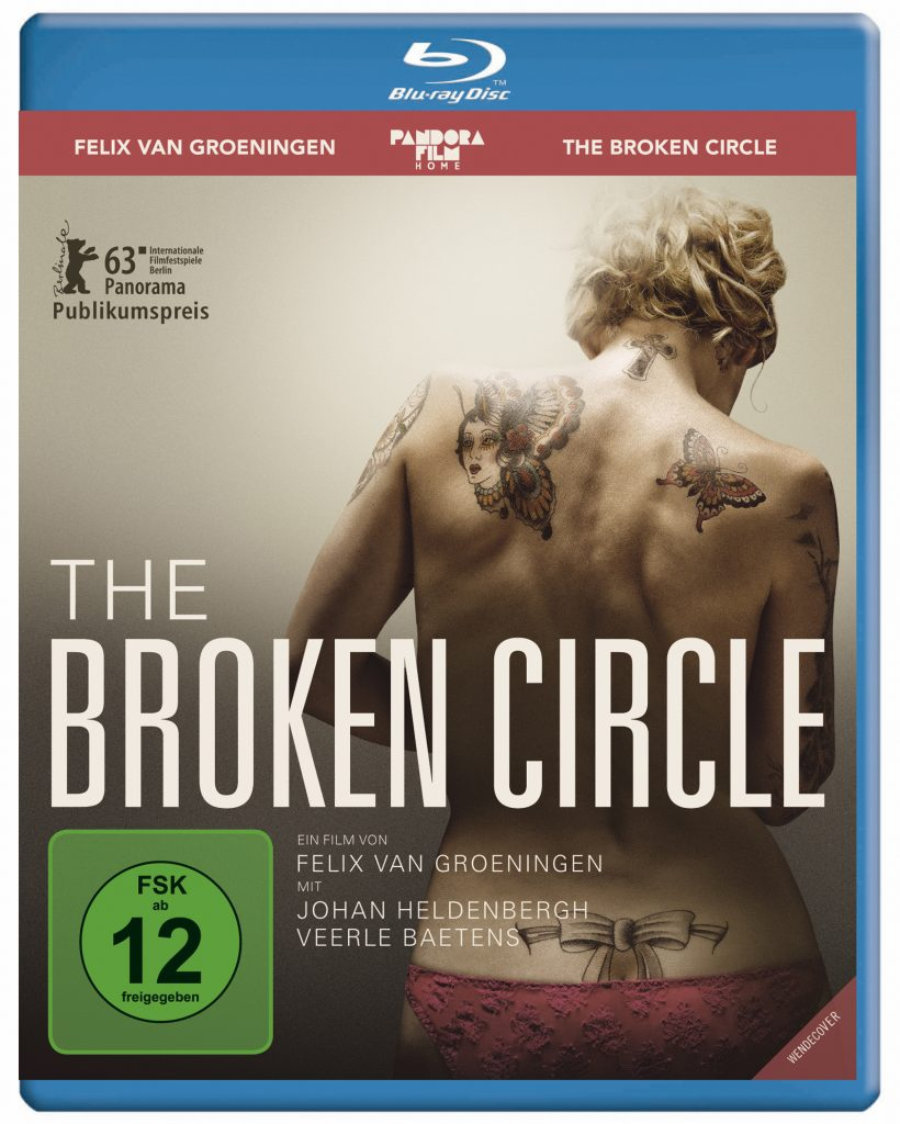 Das Cover der deutschen Blu-ray. | THE BROKEN CIRCLE © Menuet Films / Pandora Film Verleih, 2012
