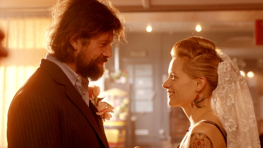 Didier (Johann Heldenbergh) und Elise (Veerle Baetens) scheinen für einander bestimmt, doch nach vielen glücklichen Jahren... | THE BROKEN CIRCLE © Menuet Films / Pandora Film Verleih, 2012