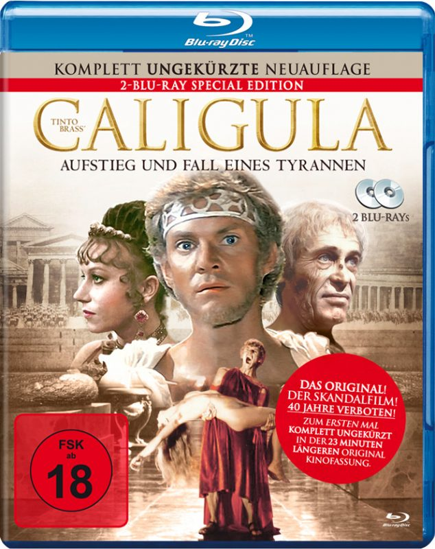 Cover BD Caligula