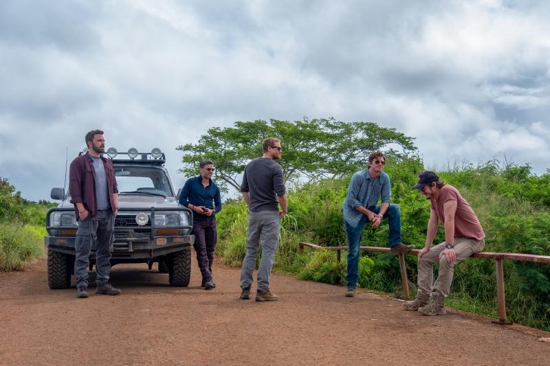 Fünf Freunde auf Mission in Südamerika ©Netflix