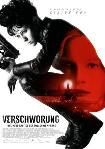 """Filmplakat zu """"Verschwörung"""" © Sony Pictures"""