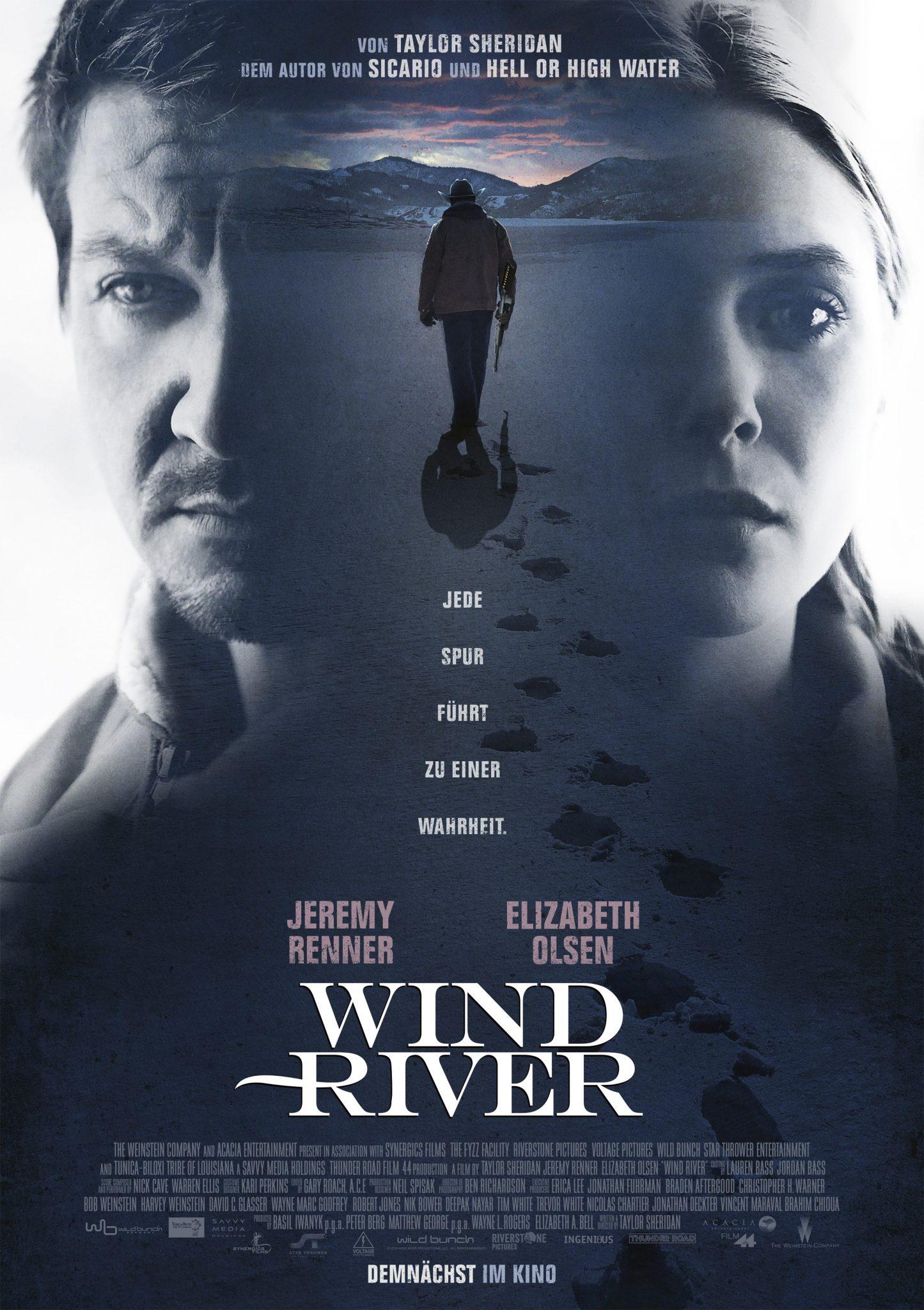 "Filmplakat zu ""Wind River"" © Wild Bunch Germany"