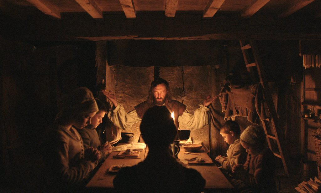 Ralph Ineson und Anya Taylor-Joy in The Witch. ©Universal Pictures Home Entertainment