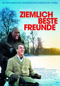 DVD-Cover von Ziemlich beste Freunde aus 2011 von ©Senator Filmverleih