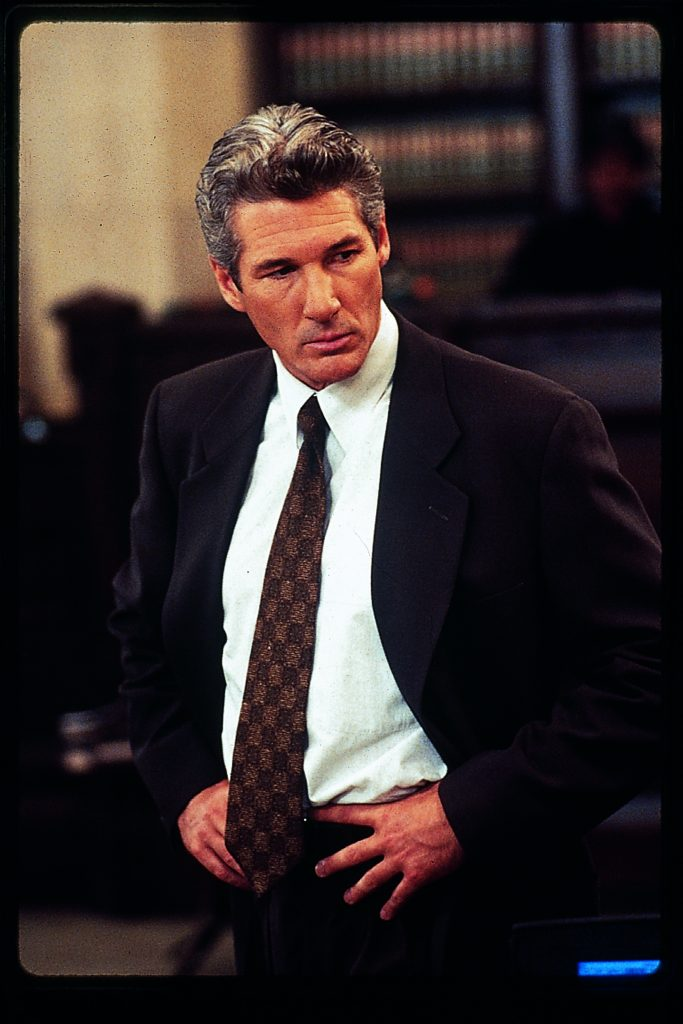 Richard Gere in Zwielicht. © Universal Pictures Germany