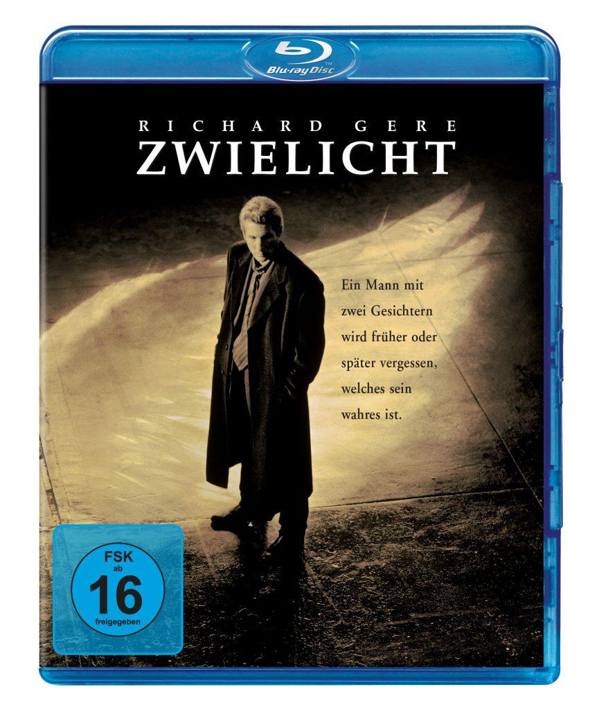 Das Bluray Cover von Zwielicht. © Universal Pictures Germany
